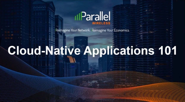 Cloud Native Applications 101