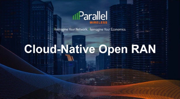 Cloud Native Open RAN