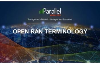 OpenRAN Terminology