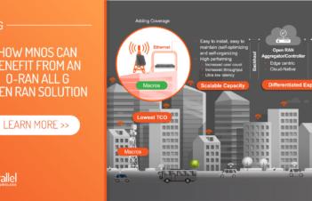 How MNOs Benefit ORAN Solution