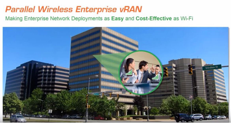 Enterprise vRAN video still